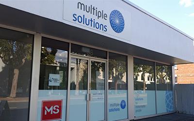 Multiple Solutions reaching more job seekers across Adelaide!